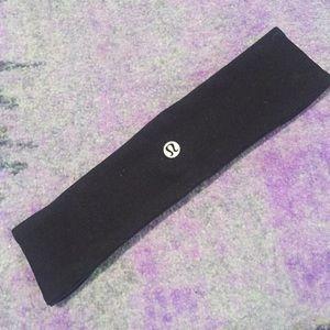 Lululemon Headband - Black